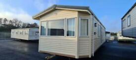 Static caravan Bk Seville 37x12 2bed DG. free UK delivery