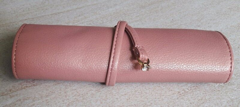 Lazy Susan Jewellery Travel Holder in Baby Pink (brand new) S$45  --> GSS Price!