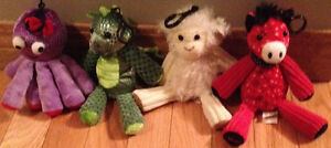 Scentsy Buddy Clips-Octopus, Dragon, Lamb, Horse