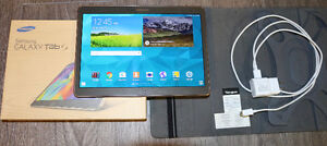 """Samsung Galaxy Tab S 10"""" with built in LTE (unlocked)"""