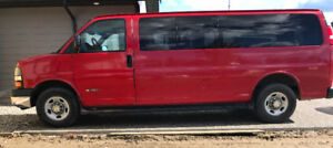 2003 Chevrolet Express Van