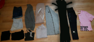 Womans clothing and accessories lot