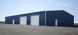 New steel buildings, engineered for your location