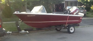 14 ft runabout
