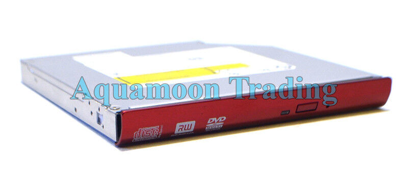 Dell Vostro 3400 3500 3700 Red Optical Drive DVD/CD Rewriter Dual Layer Reader