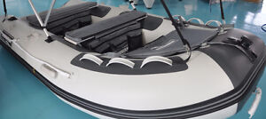 New! 11 FT German PVC Welded Premium Inflatable Boat