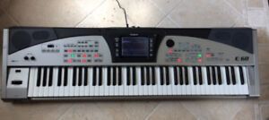 Mint Roland E-60 Professional Arranger - 76 keys Touchscreen