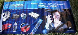 Affiche cormerciale pour garage ou decor