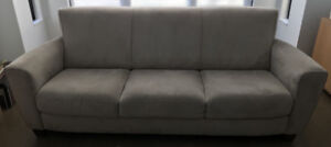 Natuzzi Couch and Love Seat