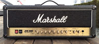 """Marshall JCM 2000 DSL50 Head w 1960A Cabinet, four 12"""" speakers"""