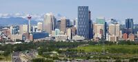 From Montreal to Calgary for this weekend or 250$ or share trip.