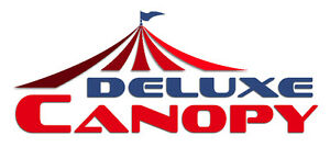DELUXE CANOPIES CANADA CANOPY TENTS, FLAGS, TABLE COVERS Windsor Region Ontario image 10