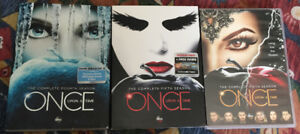 Serie tv Once upon a time dvd season