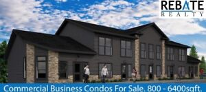 Commercial Business Condos For Sale (Stratford)