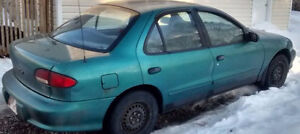 1999 Chevrolet Caviler ( EXCELLENT RUNNING CONDITION LOW KM)
