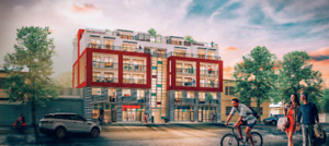 Assignment at Synchro -2 bed 2 bath $880,000