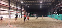 Beach Volleyball League for Grades 5+