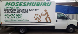 CHEAP INSURED MOVERS & DISPOSAL IN GTA @ $30/HR. EMERGENCY MOVES