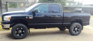 2007 Dodge 3500 6.7 , 48re swapped