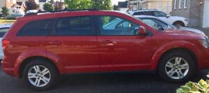 2012 Dodge Journey (7 passenger)
