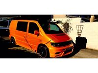Mercedes Vito camper show van just like t4,t5 day van