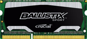 8GB Laptop RAM