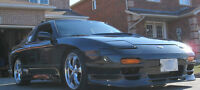 1990 Nissan 240SX S13 - as is