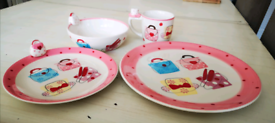 Girl Table Set 4 Pieces
