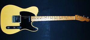 "2013 50s Road Worn Fender ""Blondey"" Telecaster"