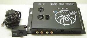 SOUNDSTREAM-BX-10-Digital-BASS-Booster-Epicenter-BX10