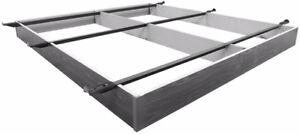 """6"""" King Size Bed Base - Leggett & Platt - Made in USA"""