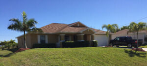 Florida Nov15 to Dec15 CAPE CORAL FL./ LONDON OWNERS POOL HOME