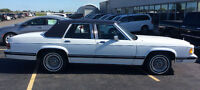 1991 Mercury Grand Marquis  Extremely Well Maintained