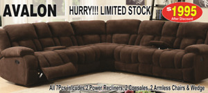 Recliners, sofas, sectionals, chairs, &and more!!!