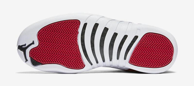 new concept 50346 7fa95 ... Nike Air Jordan 12 Retro Gym Red XII Size 6C-18 Alternate White Black  130690 ...