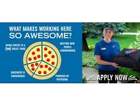 Part-time Bike Delivery Driver- Domino's Pizza