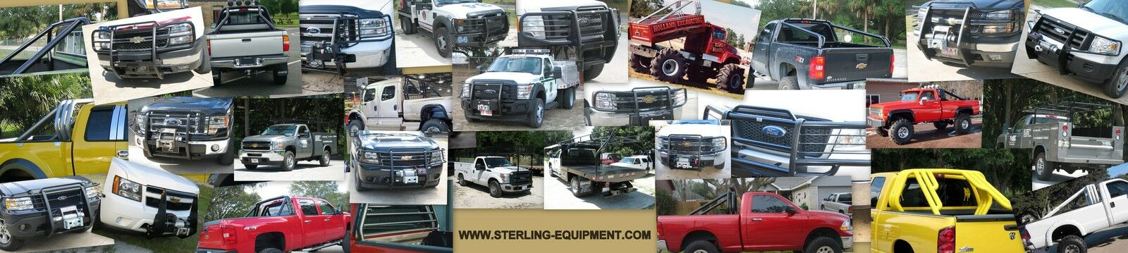 Sterling Equipment - Truck Products