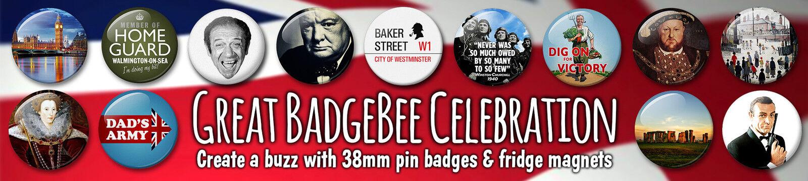 BadgeBee Badges