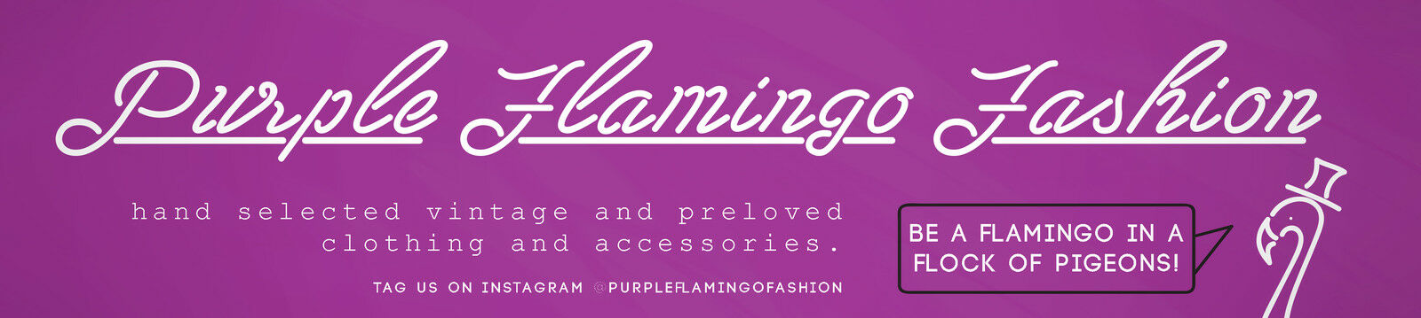 Purple Flamingo Fashion