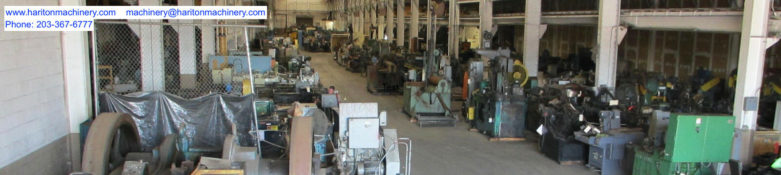 haritonmachinery
