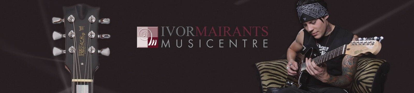 Ivor Mairants Musicentre