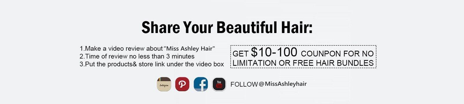 Miss Ashley Hair