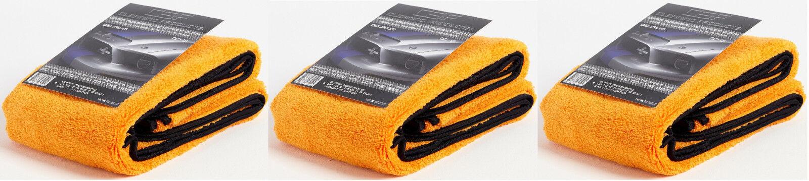 3er Pack CSF Orange Babies Drying Towel Microfaser Handtuch CSF Delirium DC01