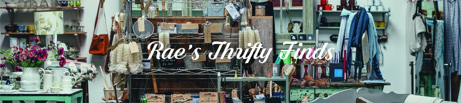 RAE'S THRIFTY FINDS