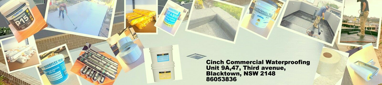 CC Waterproofing Supplies