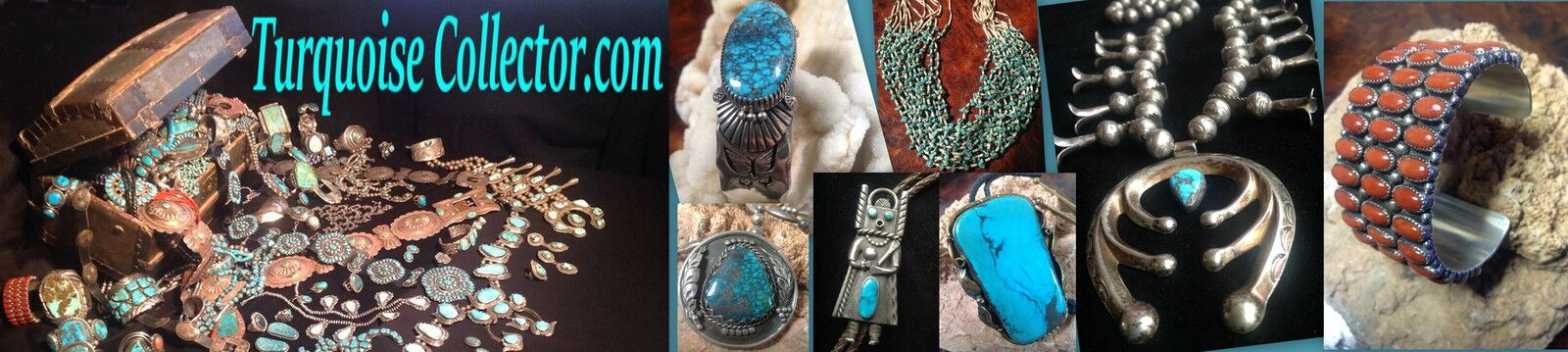 Turquoise Collector