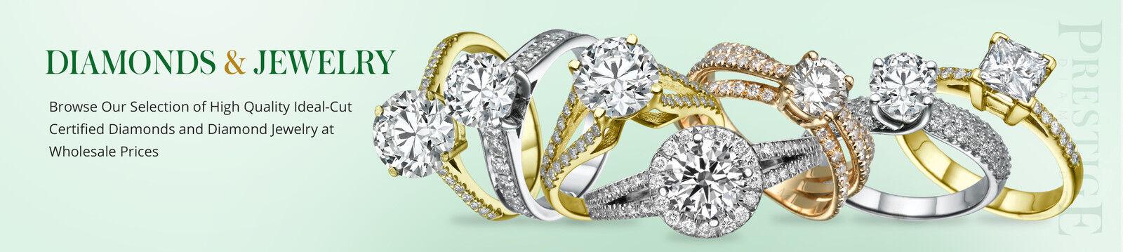 Items in Prestige Diamonds store on eBay