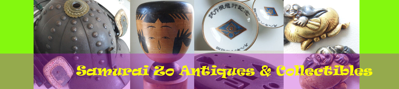 Samurai Zo Antiques&Collectibles