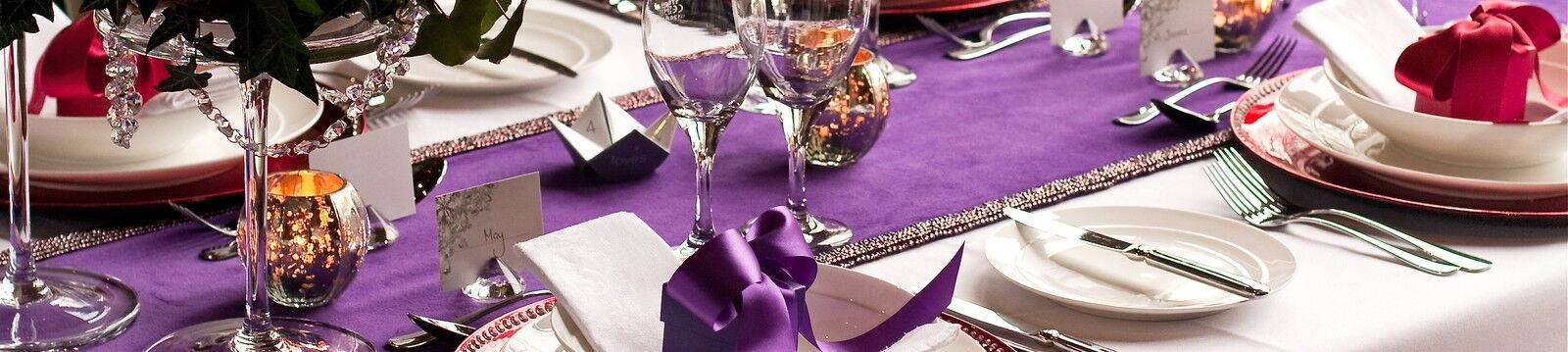 Silver Bee Wedding Decorations