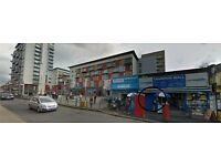 FRONT UNIT TO RENT - ESTABLISHED MALL - PRIME AREA - NO GOOD WILL - AVAILABLE NOW - WEMBLEY